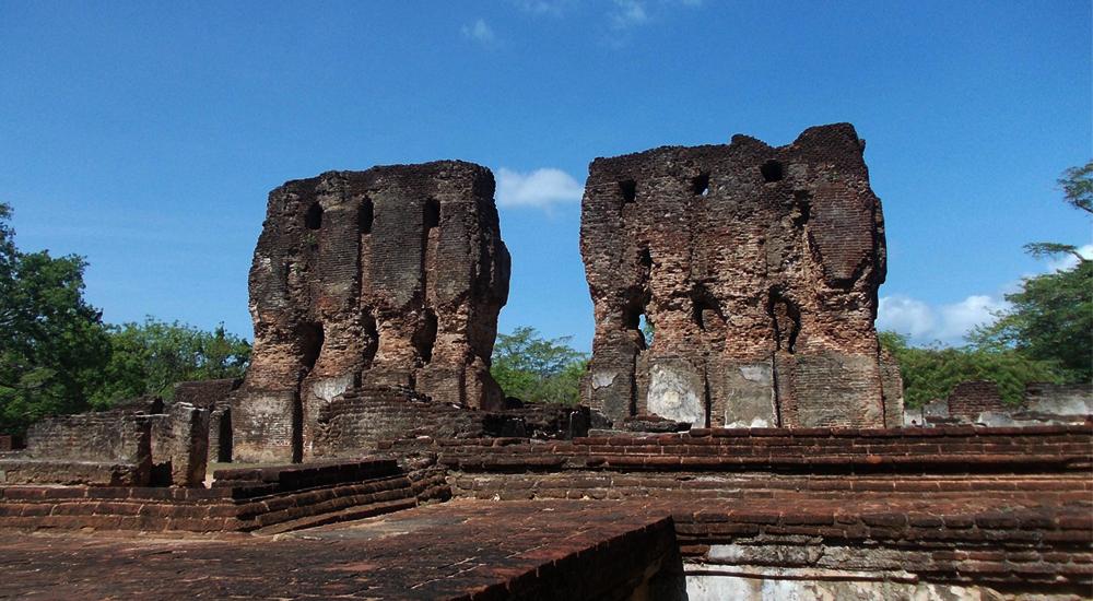Architectural Marvels of Sri Lanka
