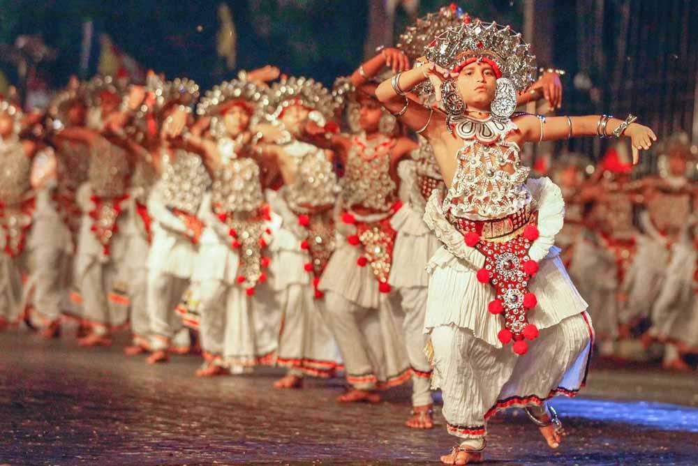 Cultural Celebrations in Sri Lanka