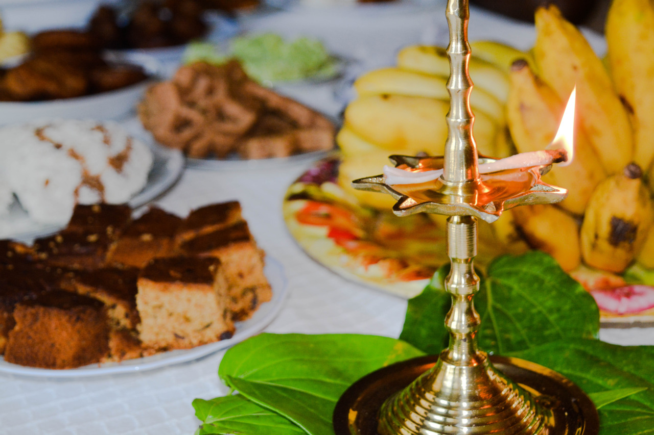 Sinhalese New Year Traditions